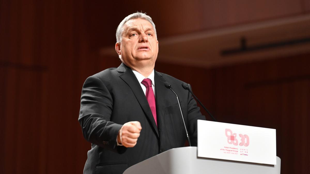 El primer ministro húngaro, Victor Orbán.