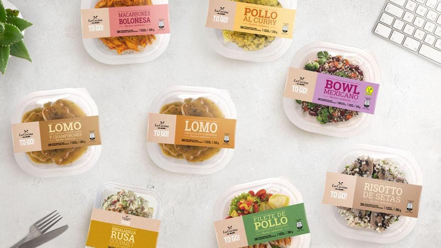 ALDI lanza 9 nuevos platos preparados por menos de 3 euros