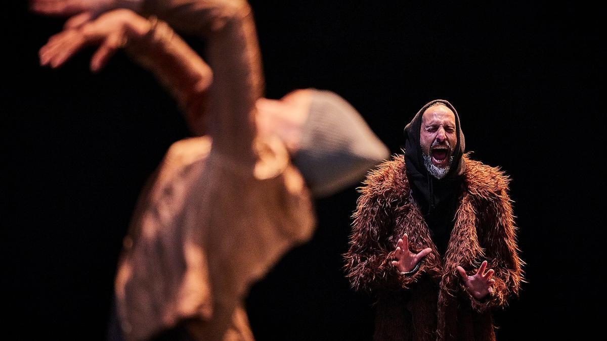 La obra 'Highlands', de la compañía Mal Pelo, podrá verse el próximo día 5 de diciembre.