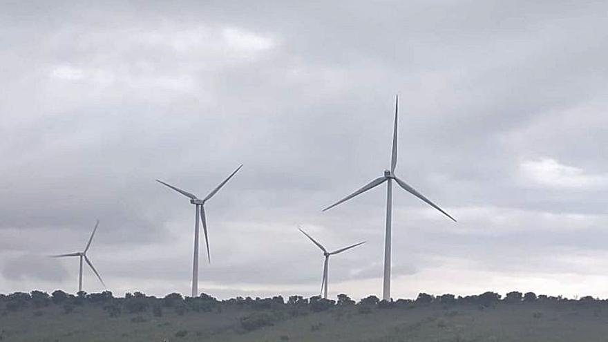 El parque eólico de Cerezal de Aliste se ampliará con seis nuevos aerogeneradores