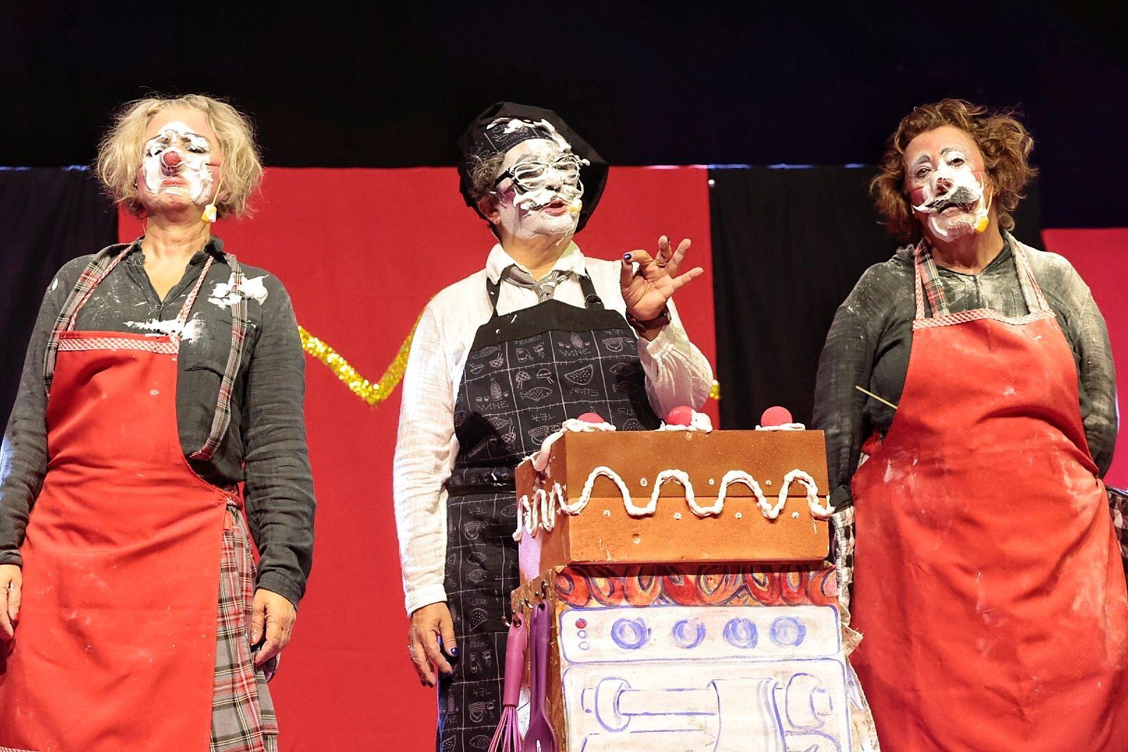 Festival Internacional Clownbaret en La Recova