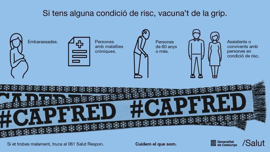 Comença a Castelló d'Empúries la campanya de vacunació de la grip