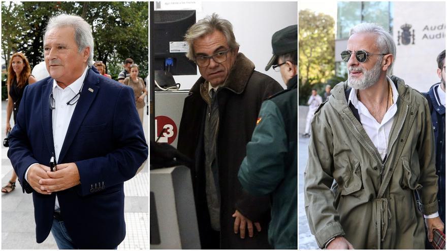 La jueza ordena buscar bienes de Rus, Caturla y Benavent en España y el extranjero