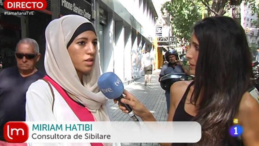 Silvia Jato y su entrevista a Miriam