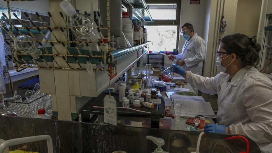 Un estudio de la UMH detalla que 11 tratamientos de hepatitis C o cáncer de piel podrían funcionar contra el covid-19