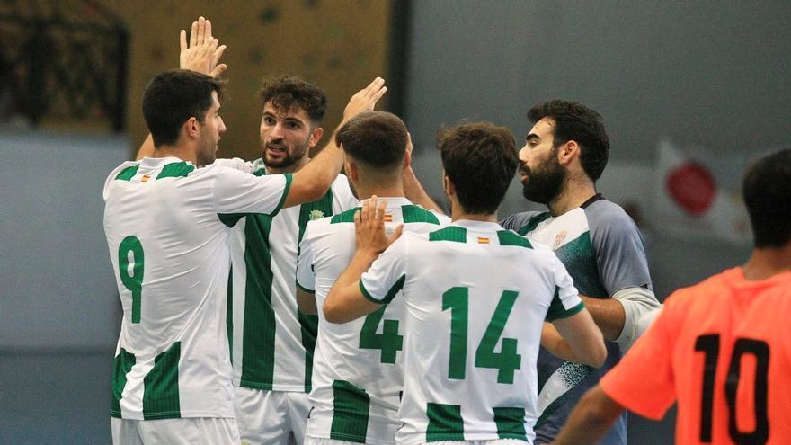 El Córdoba Futsal se aferra a Ismael en Carcabuey (4-2)