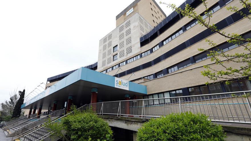 Los agresores del hospital Clínico de Zaragoza ya fueron privados de la guarda de otro hijo