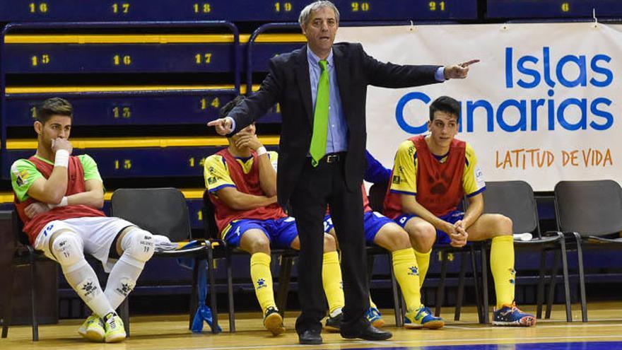 El Gran Canaria vuelve a caer, como en la Copa, frente al Jaén