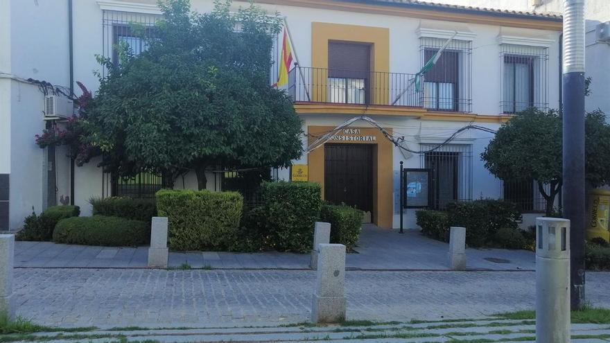 Seis concejales se niegan a constituir el pleno de Guadalcázar