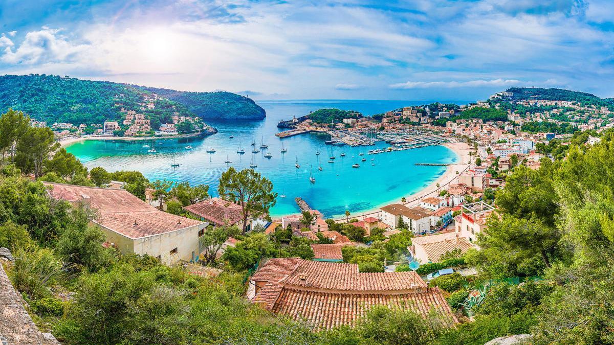 Mallorca es el destino favorito de los amantes del mar.