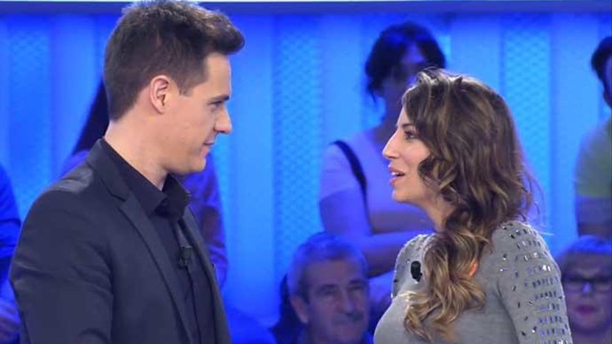 Almudena Cid se derrumba en 'Pasapalabra' tras sorprender a Christian Gálvez