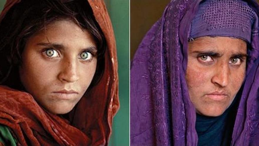 Detenen al Pakistan la nena afganesa de la icònica portada de National Geographic