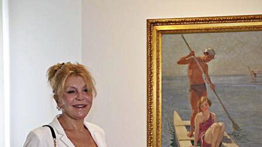 L'Espai Thyssen podrà tornar a exposar obres de la col·lecció de la baronessa