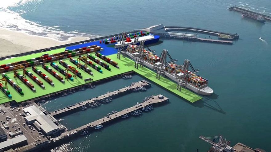 Leixões redobla su ofensiva: alcanzará a Vigo en espacio para contenedores y competirá en Ro-Ro