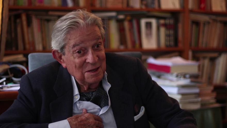 Muere a los 94 años el poeta barcelonés Enrique Badosa