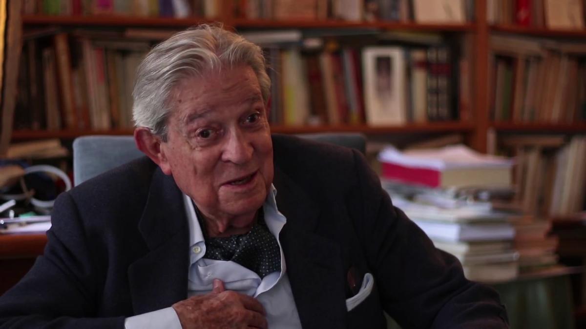 Enrique Badosa.