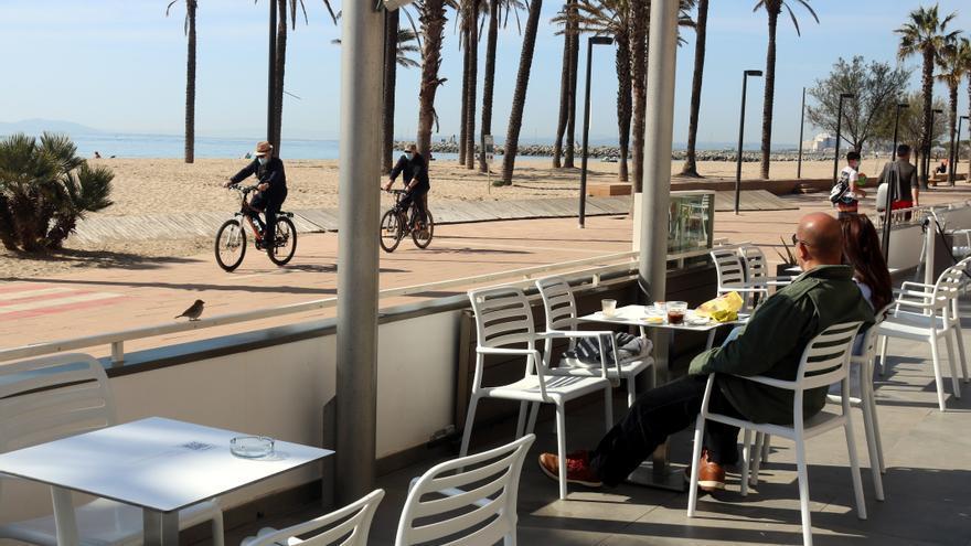 """La Costa Brava Centre i les zones de muntanya gironines tanquen un """"molt bon pont"""", a l'espera del client estranger"""