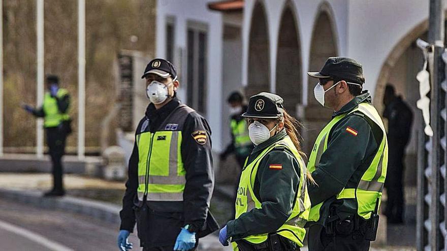 Los servicios jurídicos desaconsejan a la Junta el toque de queda en Zamora