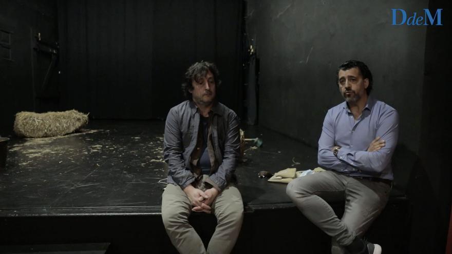 El Teatre Sans estrena el viernes una adaptación de 'El cerdo' dirigida por Santi Celaya