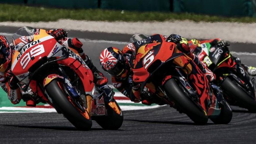 Horarios de MotoGP: Gran Premio de Cataluña en el circuito de Montmeló