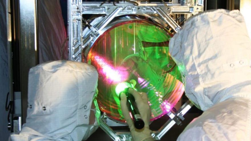Los efectos cuánticos escalan a niveles macroscópicos sin precedentes