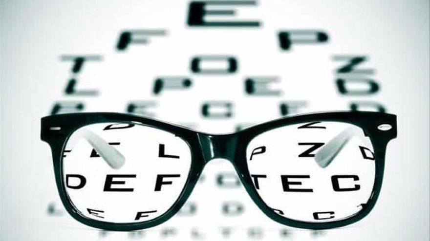 La miopia afecta mig milió de joves