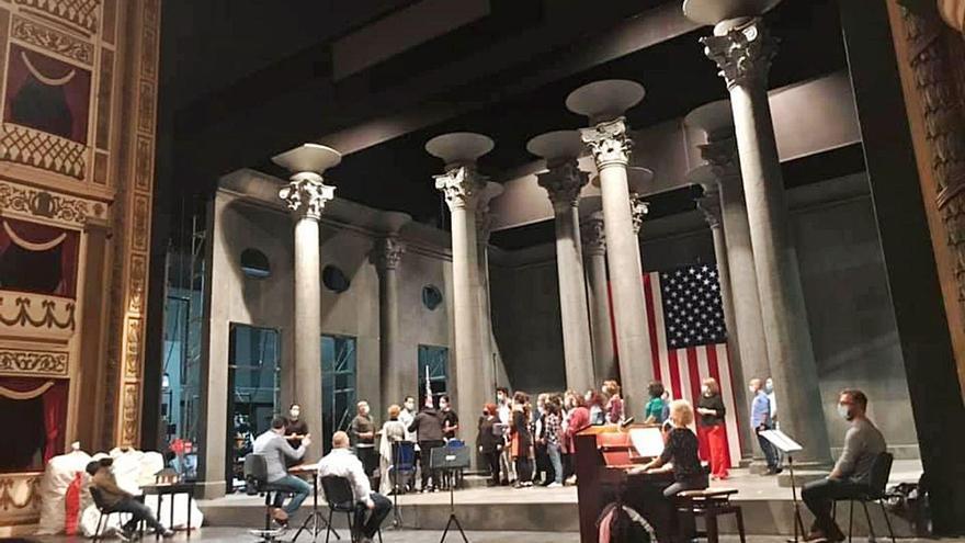 La Ópera devolverá la entrada a los que no puedan asistir por la restricción de movilidad