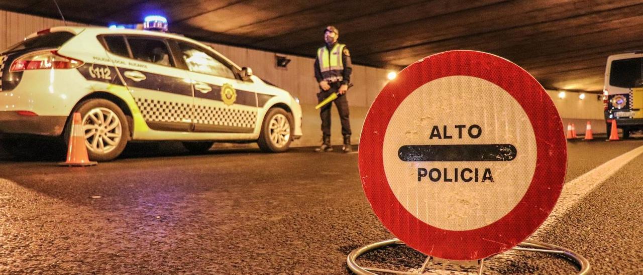 Controles de horario por la Policía Local