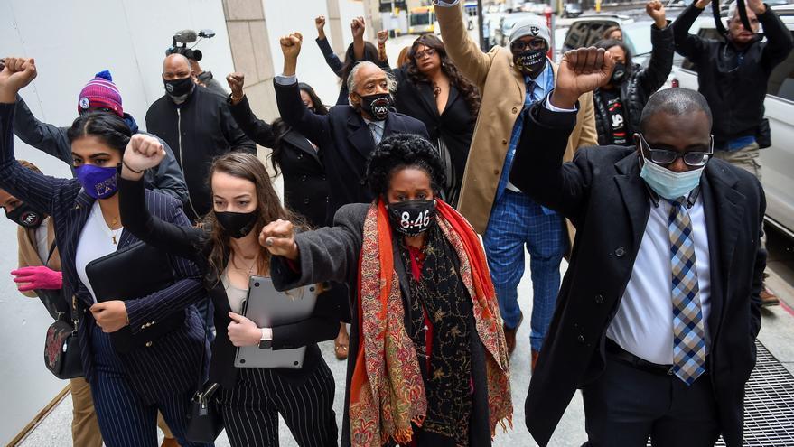 Máxima expectación en Estados Unidos pendientes del veredicto del jurado popular en el juicio por la muerte de George Floyd