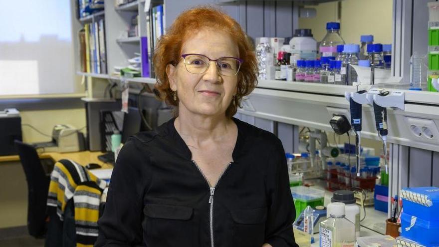 """""""Tengo confianza total en las vacunas"""", afirma la viróloga Margarita del Val"""