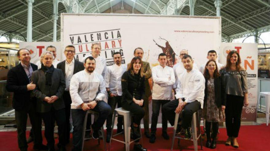Chefs locales e internacionales compartirán cocina en el Mercado de Colón