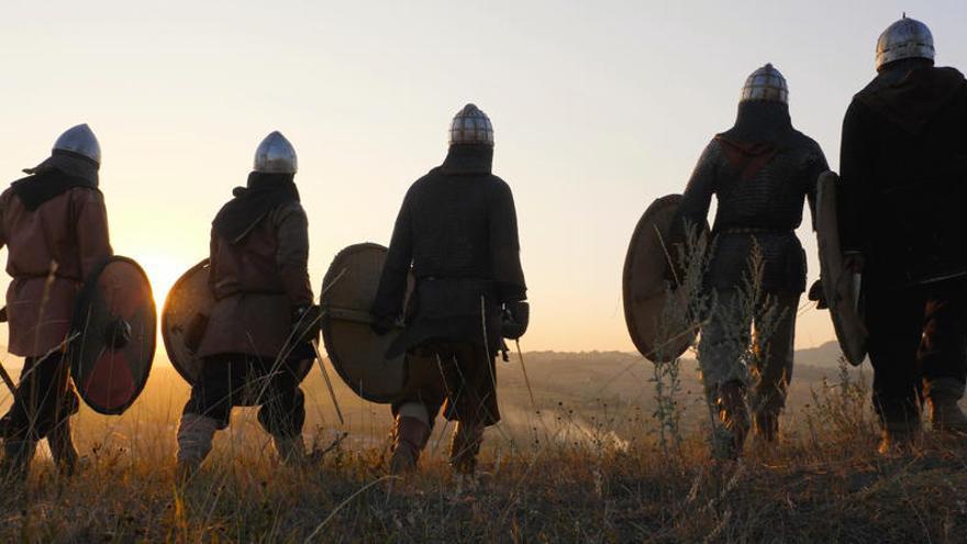 No todos los vikingos eran rubios y escandinavos