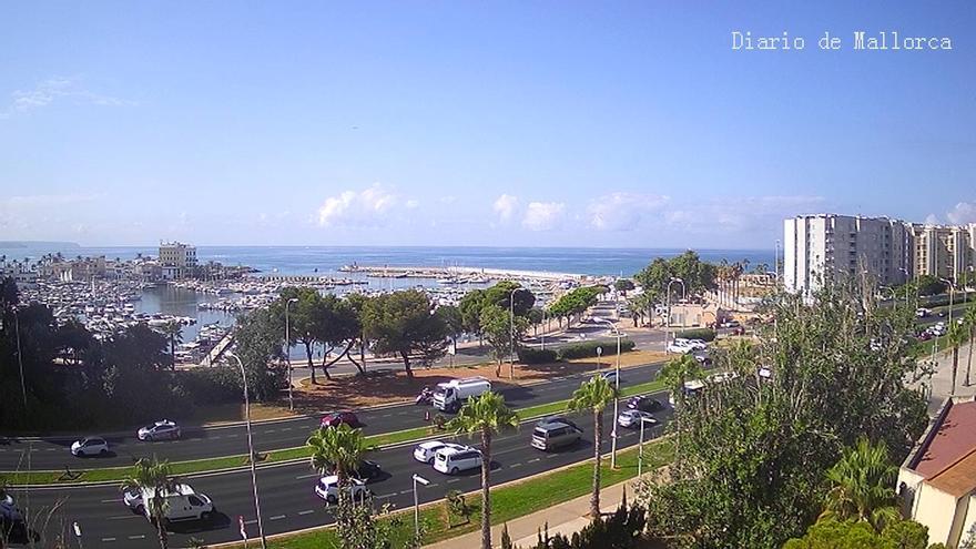 Bis zu 36 Grad im Inselinnern von Mallorca erwartet
