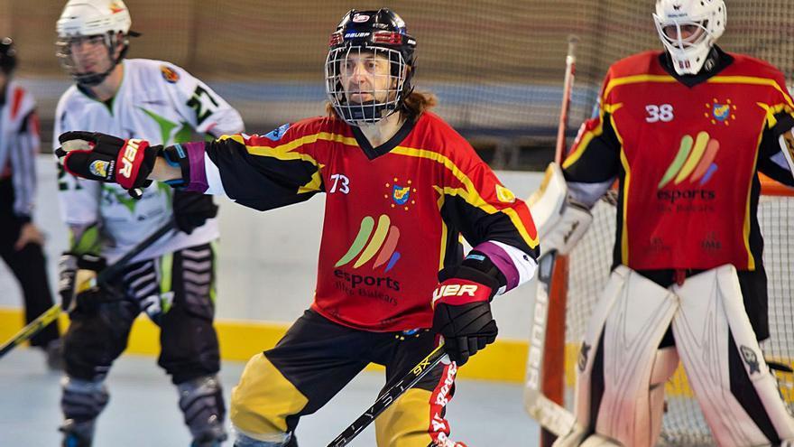 El Espanya Hockey Club brilla en el triunfo ante el HC Castellón