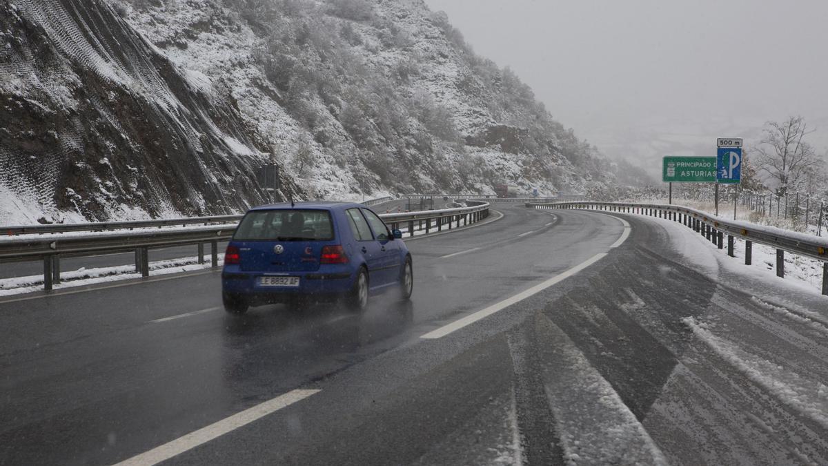 Autopista del Huerna | Fernando Rodríguez
