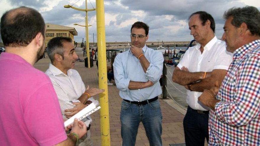 Barrachina defiende la labor del Gobierno en infraestructuras
