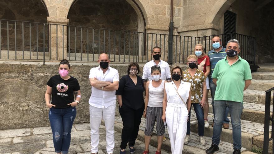 """Los hosteleros dan la bienvenida al proyecto """"Fermoselle Villa del Vino"""""""