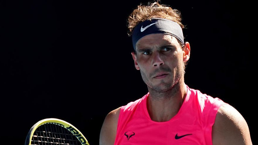 "Rafael Nadal: ""Djokovic tuvo mala suerte, me da pena"""