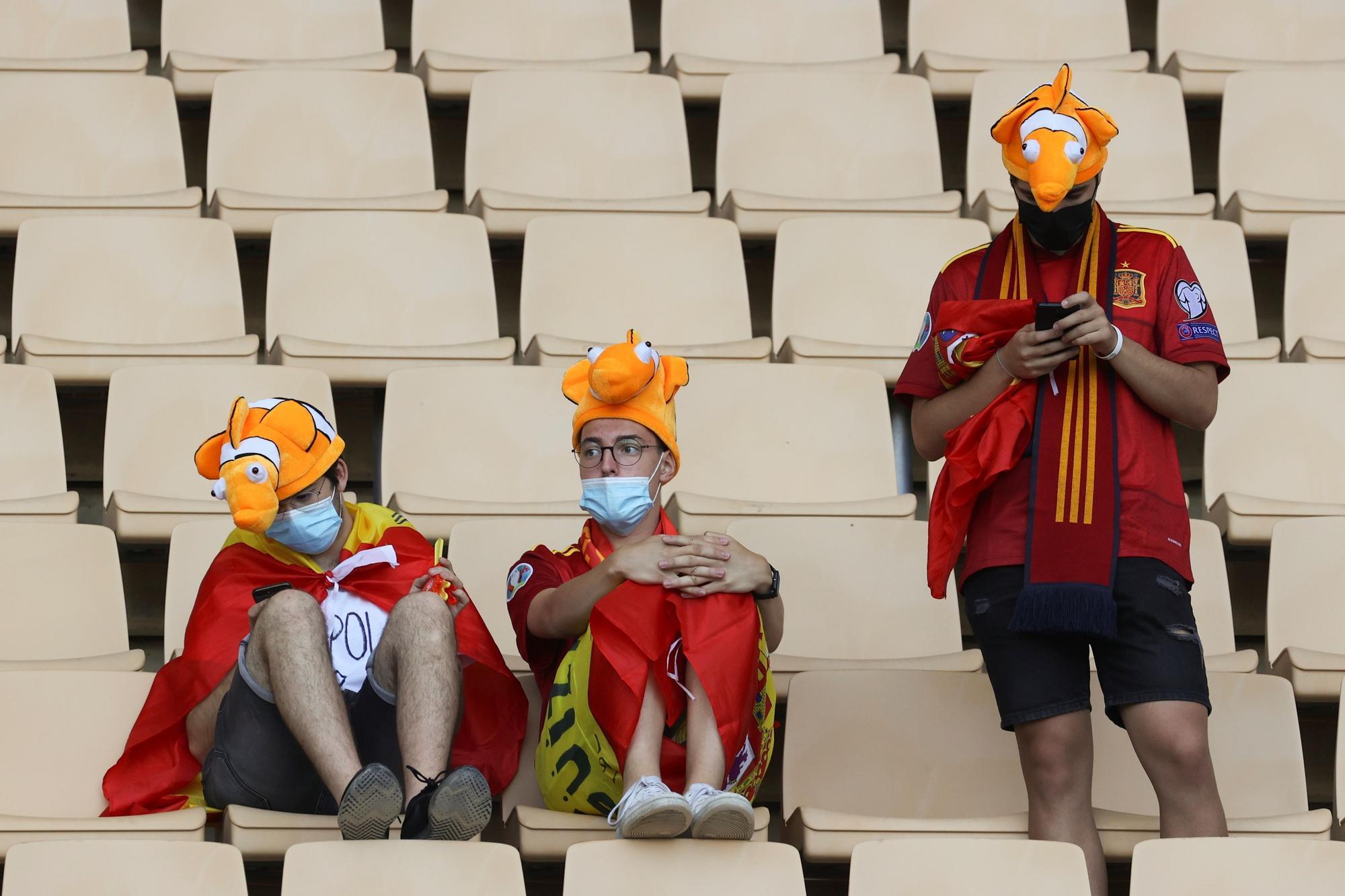 Eurocopa 2021: España - Polonia