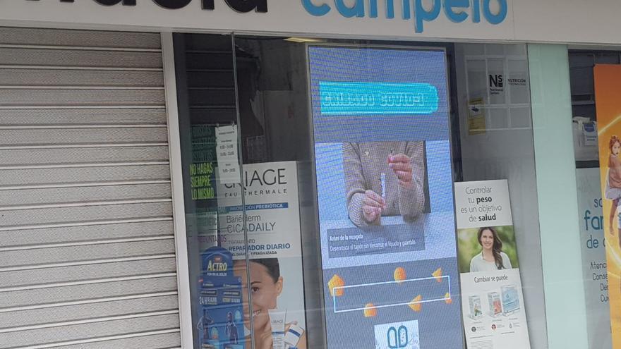 1.187 usuarios en la primera semana de cribados en las farmacias