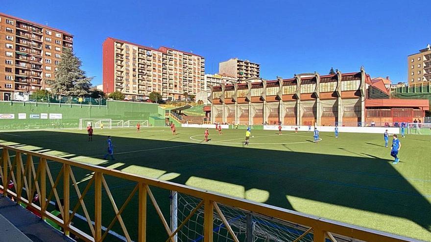 El Villaralbo CF, con la pólvora mojada ante el Béjar