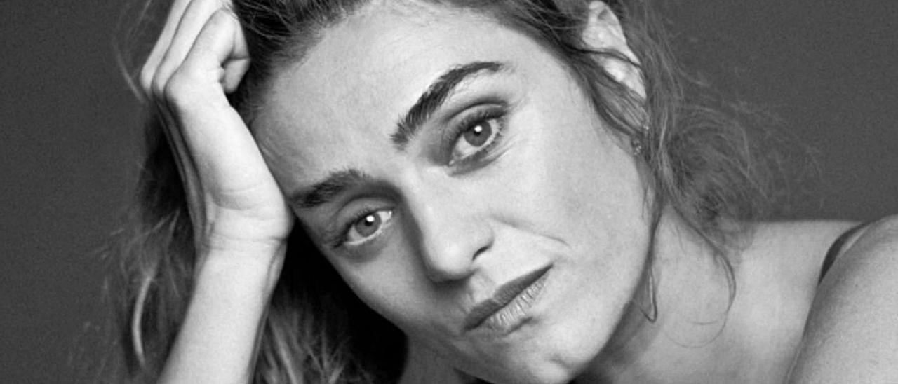 Olivia Molina sustituye a su madre en 'Tres impresiones sobre La Divina Comedia'. | DI
