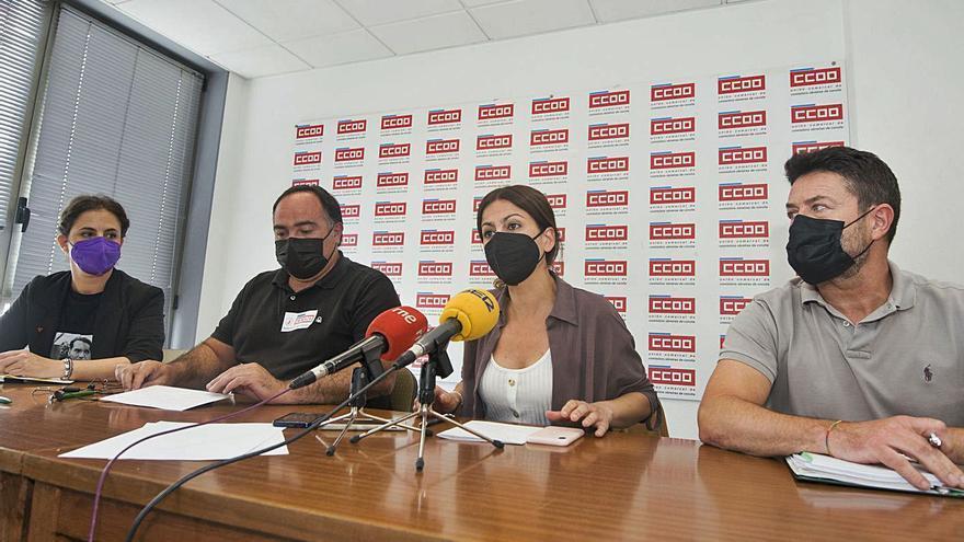Unidas Podemos urge a Maroto a que la SEPI tutele las plantas