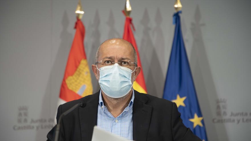 Castilla y León descarta por ahora más restricciones salvo rebrotes