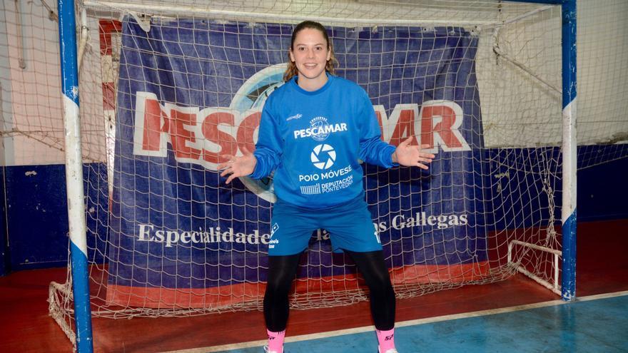 Silvia deja el Poio Pescamar y confía en seguir jugando en Primera División