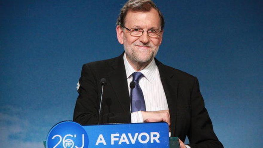 Rajoy emplaça PSOE i C's a tancar amb el PP un pacte estable