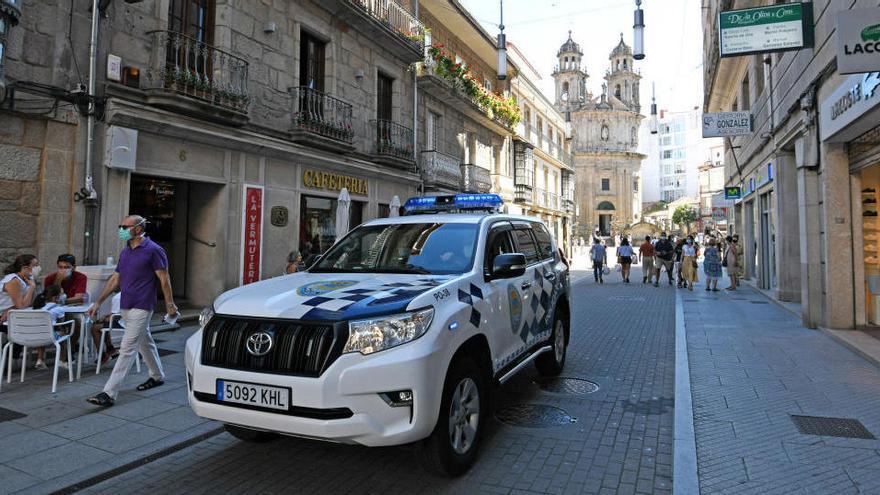 Detenido un hombre por agredir a su pareja embarazada en Pontevedra