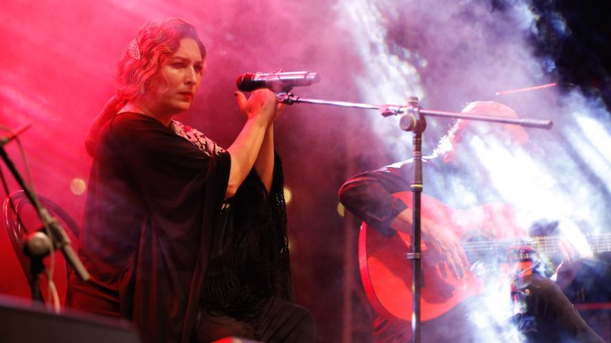 Estrella Morente: «Mi abuelo, Montoyita, montó un tablao en Ibiza»