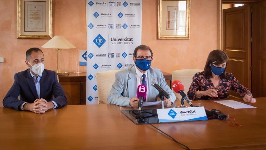 La UIB registra un 13,5% de participación en las elecciones al Rectorado entre Carot y Orte
