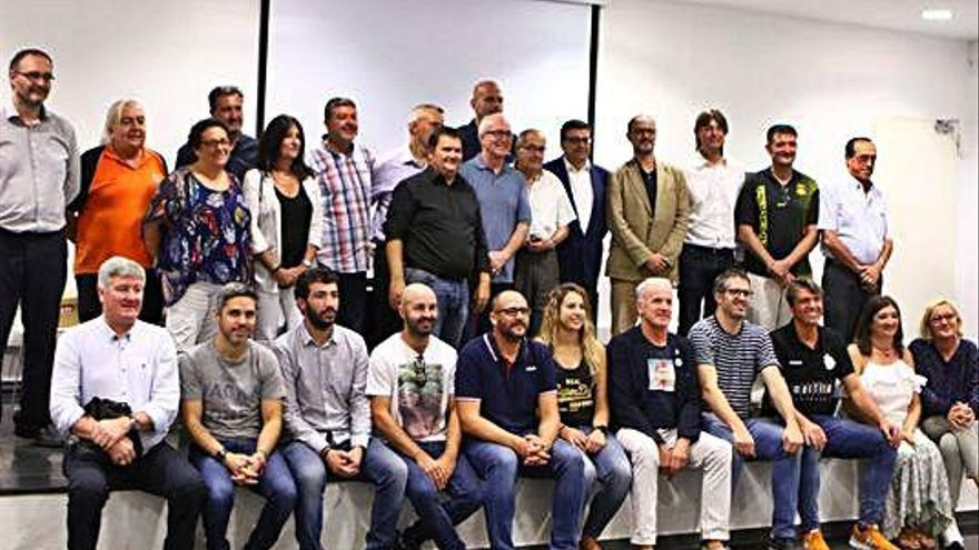 L'Ateneu acull la segona trobada de clubs de la federació de basquetbol
